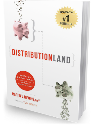 Distributon Land by Martin V. Higgins